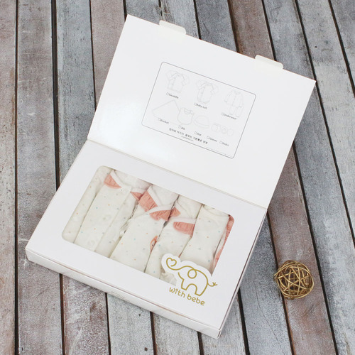 폭스 오가닉 퍼펙트 출산선물세트 출산선물