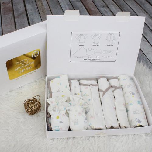바비 오가닉 퍼펙트 출산선물세트 출산선물