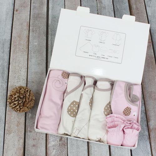 앙팡 오가닉 퍼펙트 출산선물세트 출산선물