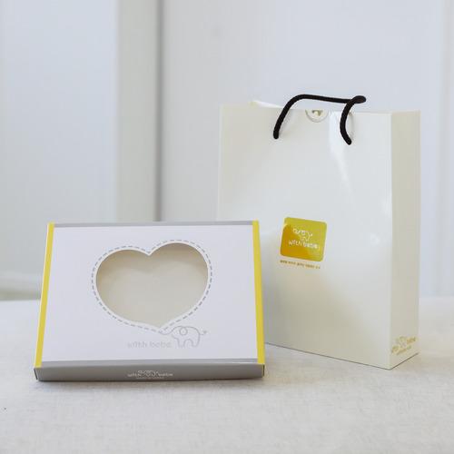 선물포장 박스&쇼핑백 세트